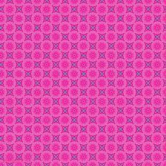 spx-fabrics- Friendly Forest - kvetinky ružové