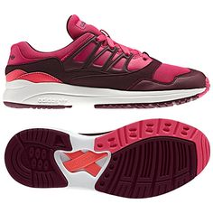 Womens Torsion Allegra Shoes, running white   vivid pink   turquoise ... efed93d55e