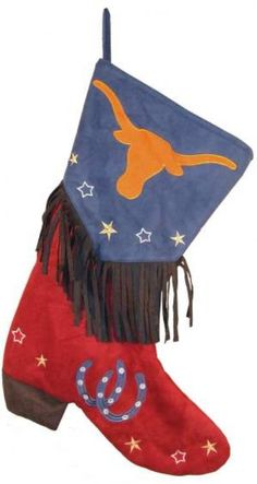 Cowboy Christmas Stockings-for your Texas and Western Christmas