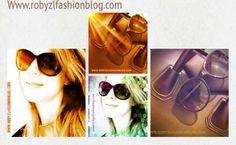 il #lunedì è #traumatico ma c'è il #sole che è #terapeutico #Details of a #sunny #Monday now on my fashion blog www.robyzlfashion... #michaelkors #sunglasses