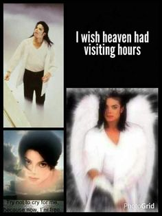 Michael I miss you so much  It's hard to live without you But I can't believe that it's nearly 6 years since you passed and it doesn't feel right I miss you I really do  But now my angel  Rest in peace and  Hope to see you soon in heaven