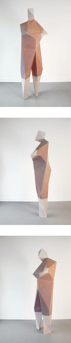 by Xavier Veilhan Contemporary Ceramics, Contemporary Art, Xavier Veilhan, Art Sculpture, Public Art, Installation Art, Poses, Sculpting, Design Art
