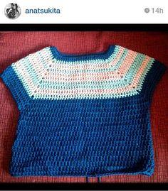 Tutorial de jersey para tejer en un finde por moushop en Etsy