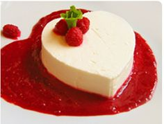 For a romantic and impressive dessert try this French no bake, cheesecake-style recipe from C