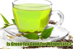 Is Green Tea Good For Weight Loss?   Black Weight Loss Success