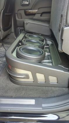 Custom audio Hertz 2500HD