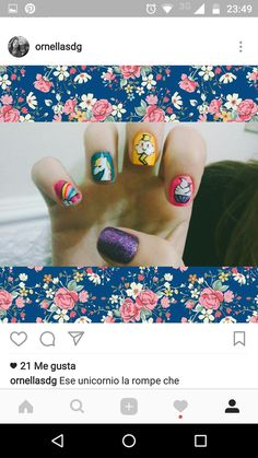 Best work ever #nail #nailart