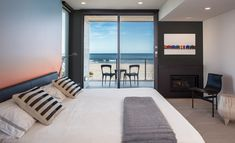 Wall Gradient - Gallery of Beach Haven Residence / Specht Architects - 4
