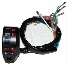 New Motorcycle Dirt Bike Control Switch Blinker Horn Lights Free Shipping