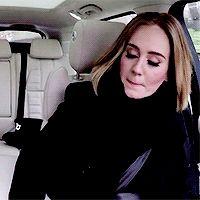 Adele #gif #tumblr