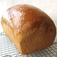 New England Anadama Bread: King Arthur Flour  Great recipe for using grains from grain share