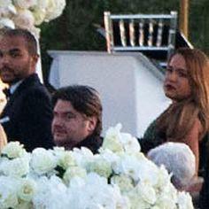 O.J. Simpsons Children Justin and Sydney Attend Cousins Wedding to Laguna Beach Star