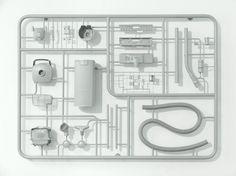 裝置藝術》讓我驕傲的大模型們~Michael Johansson @ 綠‧建築家 :: searchouse.net