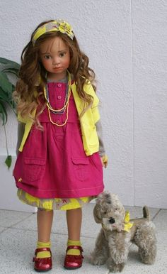 New doll by A.Sutter