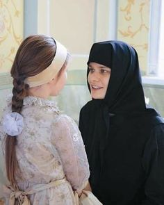 Russian Orthodox, Orthodox Christianity, Real Women, Traditional Dresses, Modest Fashion, Egypt, Religion, Culture, Sisters