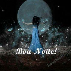 Quero da noite o colo do Tempo. E que o silêncio da lua embale o meu sono do ser para que,do manto azul do meu peito, um novo amanhecer me conheça mais perto e mais certa de mim.   Nara Rúbia Ribeiro