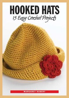 Easy+Crochet+Baby+Hat | EASY CROCHET PATTERN HAT | Crochet and Knitting Patterns