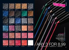 C-14 eBrochure | AVON Any 3 For 8.99 https://camillias.avonrepresentative.com/ #AvonMakeup #Glimmersticks