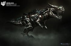 Transformers News: Re: Transformers: Age of Extinction Concept Art