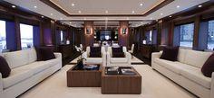Installation onboard Sunseeker Yacht