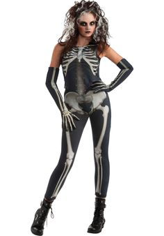 Skelee Girl Costume, Kids Skeleton Fancy Dress - Child Halloween Costumes at Escapade™ UK - Escapade Fancy Dress on Twitter: @Escapade_UK