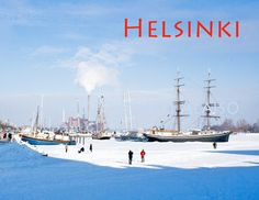Hibernate , talviunilla,  Helsinki  Finland.
