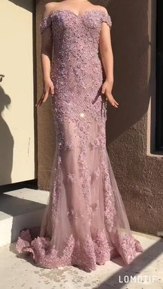 Sexy Evening Dress, Formal Evening Dresses, Dress Formal, Evening Gowns With Sleeves, Mermaid Evening Gown, Beautiful Prom Dresses, Pretty Dresses, Stylish Dresses, Fashion Dresses