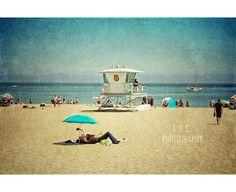 Santa Cruz. Vintage Beach photography. summer by SSCphotography, $28.00