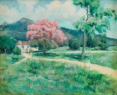 Engenho de dentro, s.d. Bustamante Sá (Brasil, 1907-1988) óleo sobre tela, 60 x 73 cm Coleção particular
