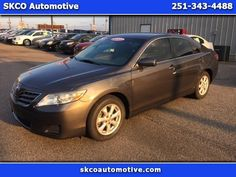 2011 Toyota Camry $10950 http://www.CARSINMOBILE.NET/inventory/view/9436787