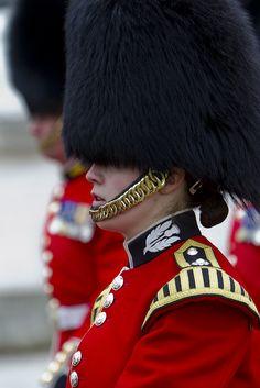 A scots guardman.