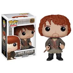 Preview of the new Outlander Jamie Fraser Pop! Vinyl ($9.99 each, Release date: October) Pre-order link is in our profile!! #funko #funkopop #outlander #popvinyl #popvinyls #vinyl #collectible