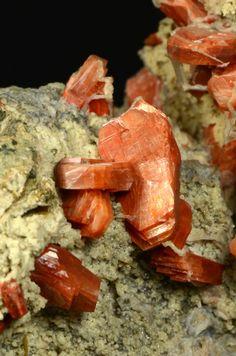 5.2 Heulandite (Hydrated Sodium Calcium Aluminum Silicate)