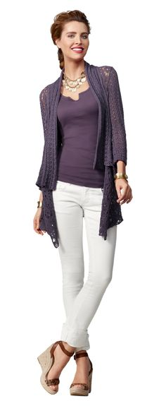 CAbi outfit from this spring's collection