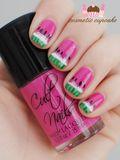 Cosmetic Cupcake: Nail art gallery Summer nail art...