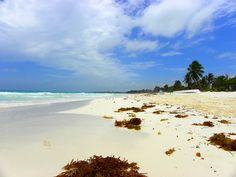 Playa Paraíso, donde la arena es harina | Diario de un Mentiroso