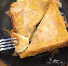 Cha Chaan Teng Toronto - French Toast