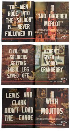 Whiskey Ads