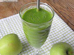 Green Apple Veggie Juice -Great Detox drink!