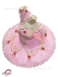 Doll Costume - P0903 | Dancewear by Patricia