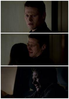 Matt's reaction was the saddest part