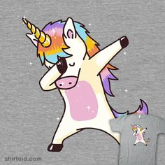 Dabbing Unicorn | Shirtoid #dab #dabbing #unicorn #vomaria