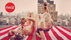 Coca-Cola   Taste the Feeling - Guy Aroch, Nacho Ricci & Anna Palma