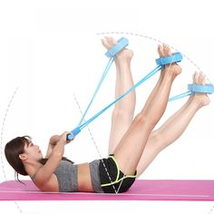Awesome Abdomen Belly Sit Up Equipment   Home Care Fitness Leg And Glute Workout, Abs Workout For Women, Bosu Ball, Fat Burning Cardio, Jogging Shoes, Medicine Ball, Resistance Band Exercises, Flat Tummy, Sit Up