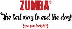 Zumba Time!