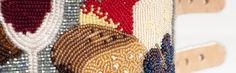 trendy JL 2016 selsky stul 2016 Trends, Spring Summer 2016, Color Trends, Glass Beads, Embroidery, Traditional, Needlepoint, Crewel Embroidery, Embroidery Stitches