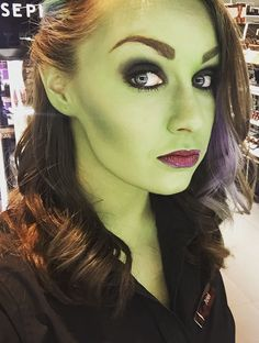 Wizard of Oz- Wicked witch of the west.