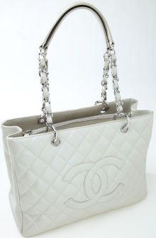 1ff8e6c19d18 Heritage Vintage: Chanel Metallic Quilted Caviar Leather Tote Stylish  Handbags, Luxury Handbags, Arm