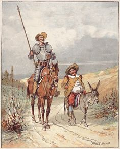 """Read """"Don Quixote"""" by Miguel de Cervantes available from Rakuten Kobo. Don Quixote, is a Spanish novel by Miguel de Cervantes Saavedra. Published in two volumes, in 1605 and Don Quixote. Man Of La Mancha, Famous Novels, Great Novels, Terry Gilliam, Fantasy, The Fool, All About Time, Catholic, Spain"""