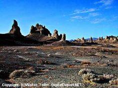 Trona Pinnacles  http://digital-desert.com/trona-pinnacles/